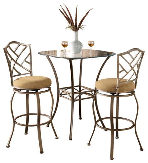 Indoor Bistro Table Set by Indoor Bistro Table Set American Heritage 3 Pub Table
