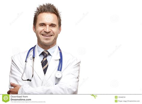 free selfportrait stock photo freeimages portrait of smiling self confident doctor stock photo image of examine laugh 12046218