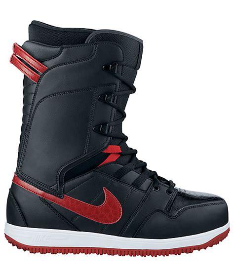 nike vapen black mens snowboard boots