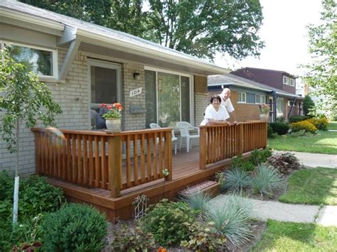 front deck designs for houses best 20 front deck ideas on pinterest