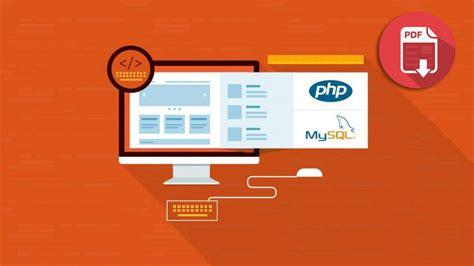 tutorial on php and mysql pdf tutorial php mysql pdf lengkap bahasa indonesia