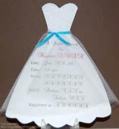 Myneed2craft bridal shower invitations