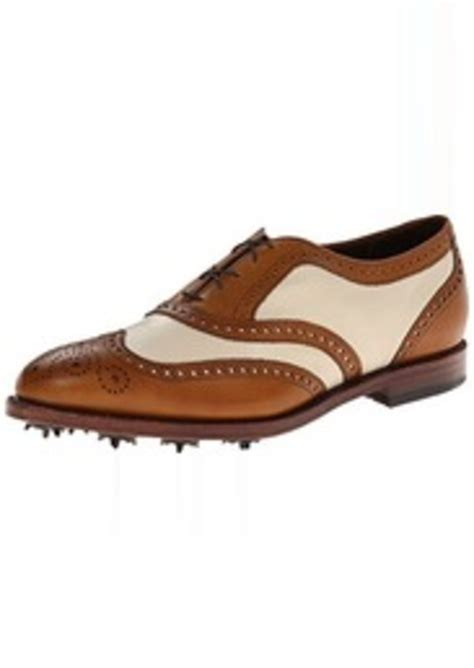 allen edmonds golf shoes allen edmonds allen edmonds s heritage golf shoe