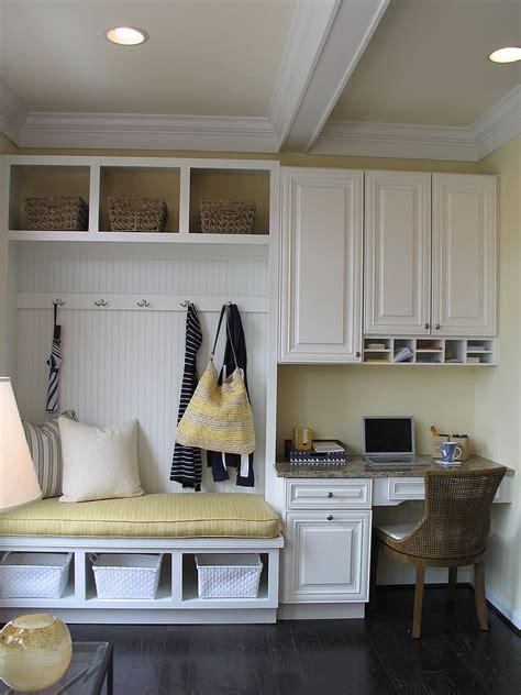 beste mudrooms 10 versatile mudrooms that as home workspaces