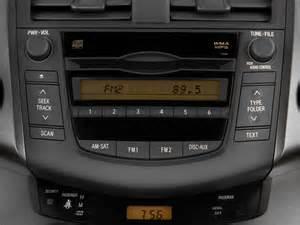 Toyota Rav4 Stereo 2011 Toyota Rav4 Radio Interior Photo Automotive