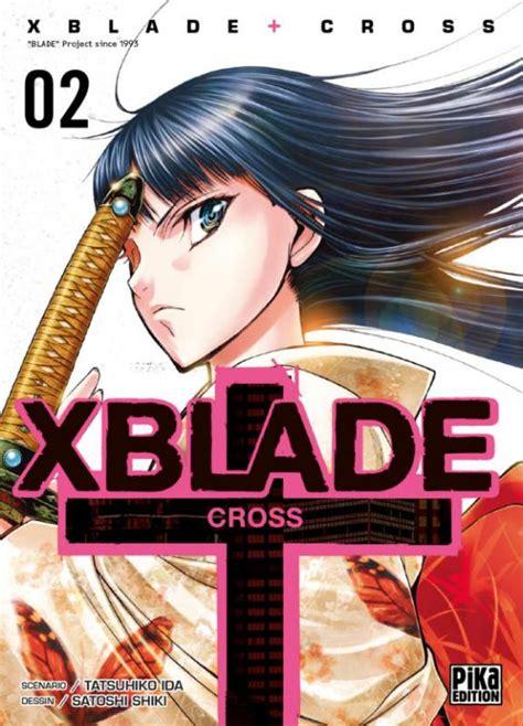 X Blade Cross 8eps By Shiki Satoshi Tamat x blade cross satoshi shiki tatsuhiko ida shonen bdnet