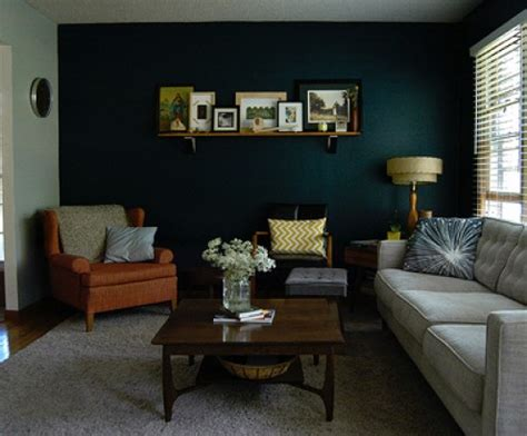 can you paint two accent walls changing the size of a room with paint dengarden