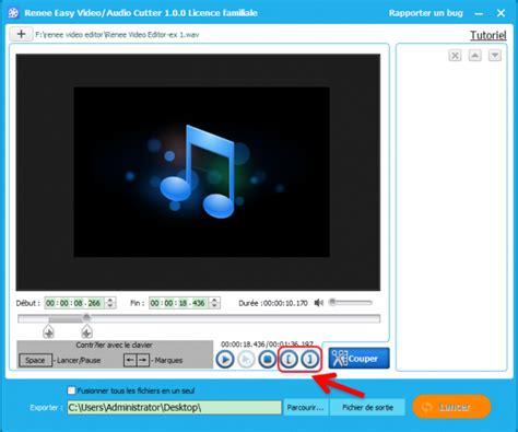 comment couper une musique sous windows gratuitement