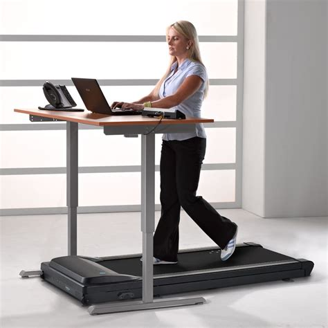 Working Desk tr1200 dt3 under desk treadmill workplace partners