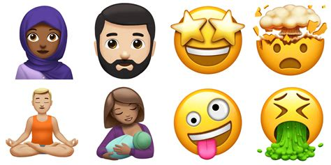 emoji zip download new apple emoji are coming later this year here s your