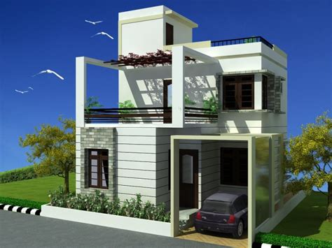 duplex house designs modern duplex house design