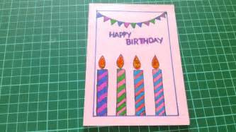 handmade greeting cards for friends birthday happy birthday cards for friends handmade