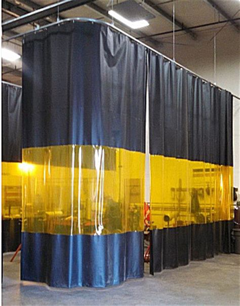welding curtains welding curtain walls akon curtain and dividers