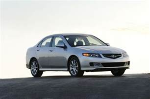 2007 Acura Tsx Reviews 2007 Acura Tsx Review Top Speed
