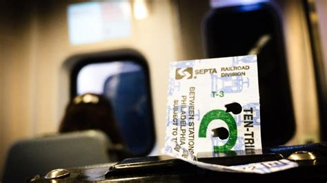 Septa Sales Office by Septa Begins Piloting Contactless Fare Card System