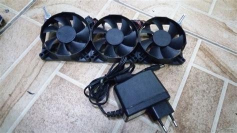 Kipas Untuk Aquascape jual fan kipas pendingin aquascape diy 3fan bekas
