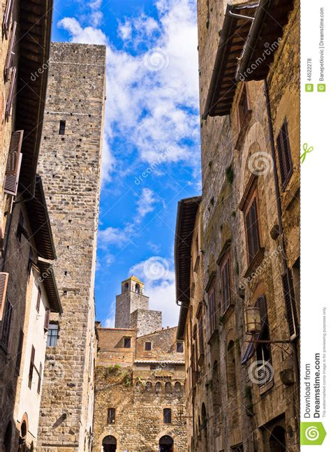 italy architecture photograph by bob coates medieval architecture of san gimignano towers and houses