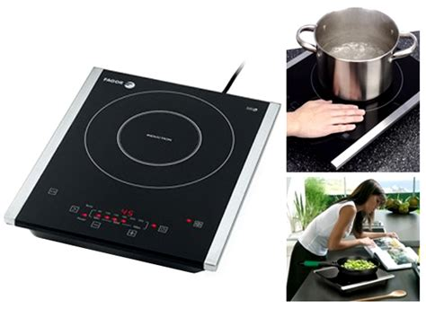 induction cooker is it safe hitech fagor portable induction cookstop helps your cook efficiently and safe hometone