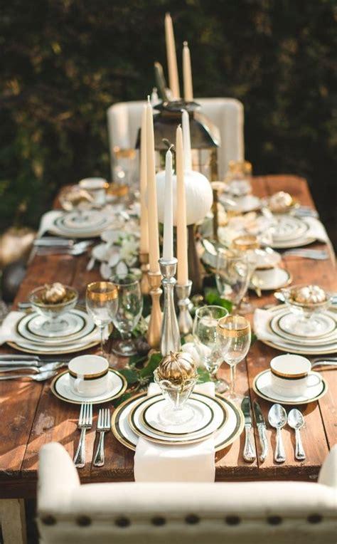 Traditional Thanksgiving Dinner List