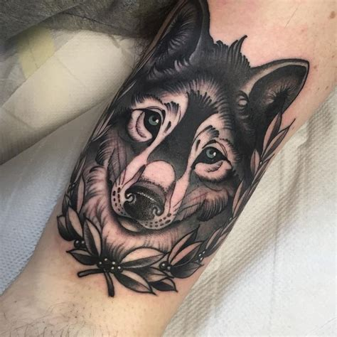 neo traditional wolf tattoo 25 best ideas about wolf traditional on