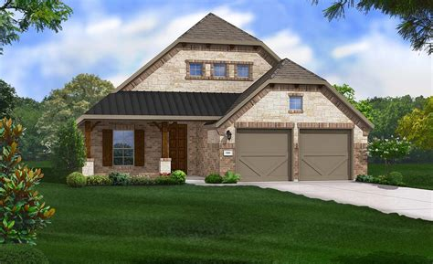 palm home plan by gehan homes in the commons at rowe