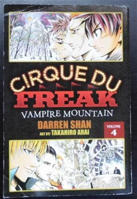 smoe circus freak series volume 2 books 71 best images about cirque du freak on book
