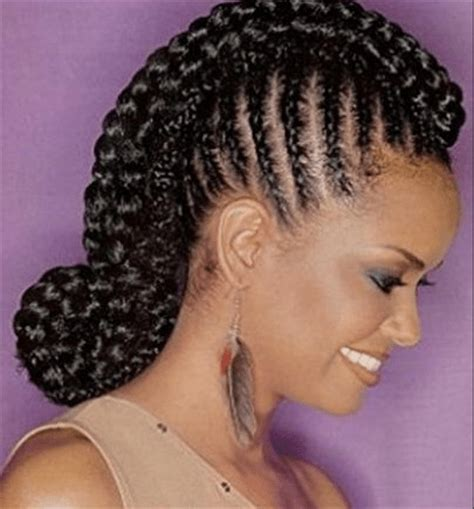 picrtures of unique corn roll styles hairstyles for box braids 10 ways to style in 2015