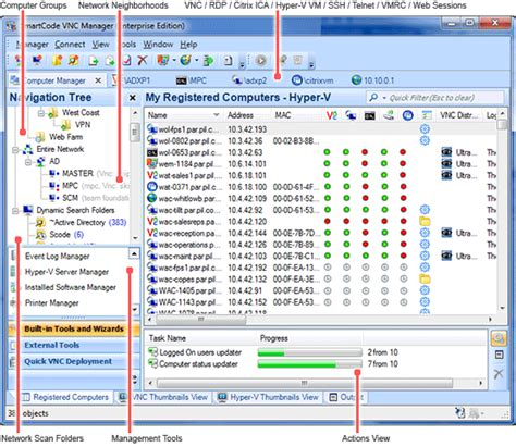Ultravnc Totally Free Remote Pc Software With All The Bells Whistles by Siemens Open Stage Manager