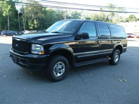 2003 ford excursion limited find used 2003 ford excursion limited sport utility 4 door