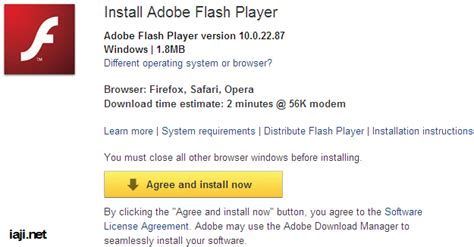 install adobe flash how to install adobe flash player