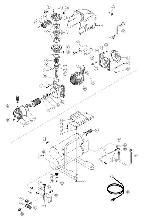 hitachi ec12 pressure switch wiring diagram pressure