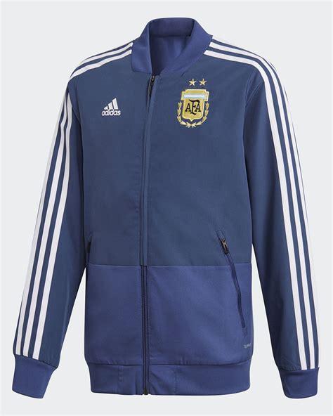 argentina mundial 2018 ropa de entrenamiento adidas de argentina mundial 2018