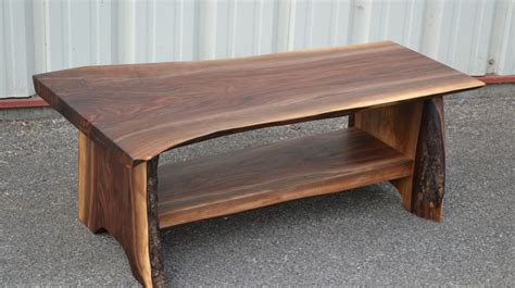 White Bench Coffee Table by Gallery Corey