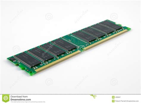 of a ram ram memory chip royalty free stock photography image 435067