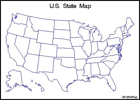 usa map showing state boundaries map of usa showing state borders 28 images gc50tqx the