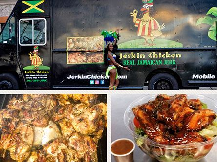 jerkin chicken food truck new jersey food truck association