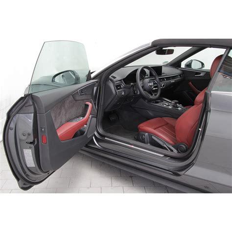 Audi A5 Cabrio Quattro Test by Test Audi A5 Cabriolet 2 0 Tdi 190 S Tronic 7 Quattro
