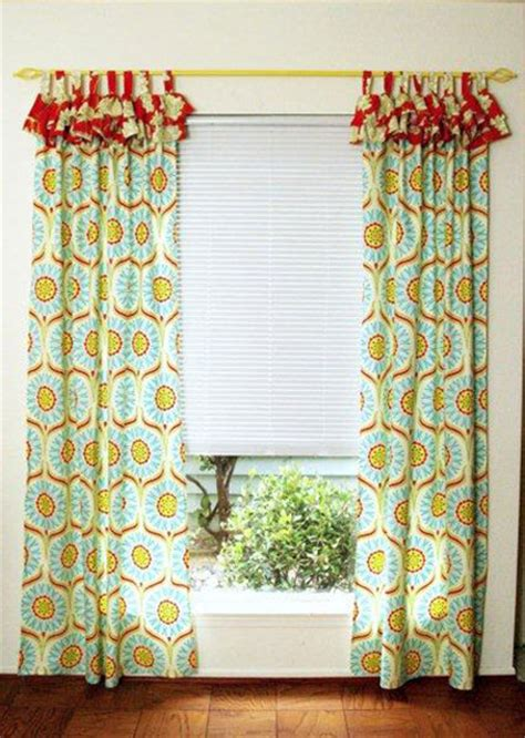 how to make a valance curtain diy curtains 5 amazing budget friendly tutorials