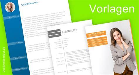 Bewerbungsunterlagen Vorlagen Lebenslauf Beispiel Mit Anschreiben Und Design Deckblatt