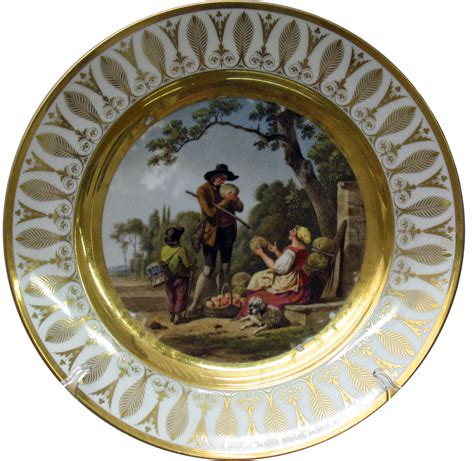 Decorative Plates by File 185x Decorative Plate Fruitseller Anagoria Jpg