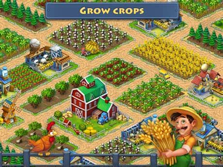 township 6.1.1 apk + mod money android
