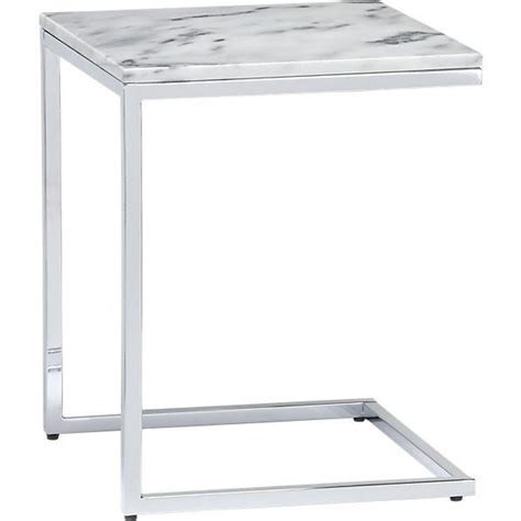 white marble and metal accent table monarch silver metal and accent table with drawer