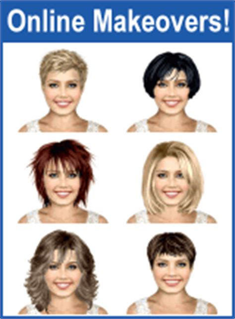 Hair Styler Using Your Own Pictures by Try On Hairstyles For Using Your Own Photo Try