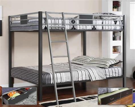 bunk beds las vegas cletis full over full bunk bed las vegas furniture store