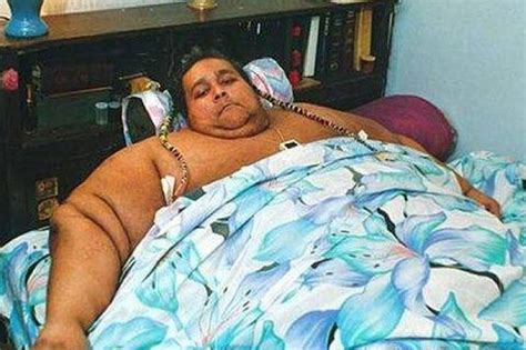 fattest person in the world top 10 fattest people in the world updated list 2017