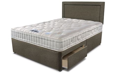 Sleepeezee Backcare 1000 Mattress by Sleepeezee Backcare 1000 Pocket Divan Mattress