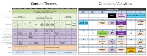 Content Calendar 5 Reasons You Need A Content Marketing Calendar And How