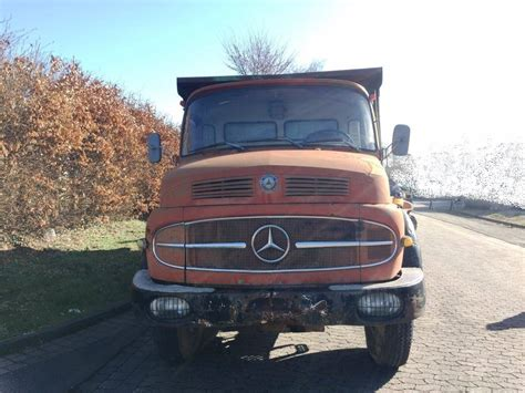 mercedes pickup truck 6x6 used mercedes benz lak 2624 6x6 dump trucks year 1976