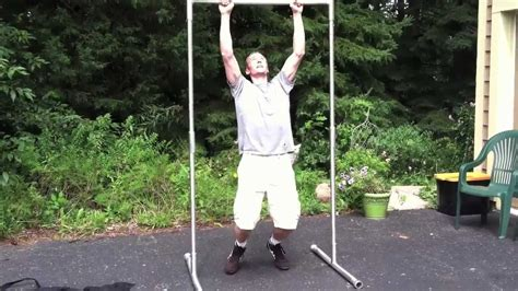 trapeze rigging pull  bar review youtube