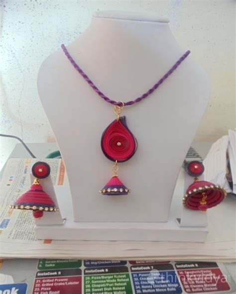 Handmade Jewelry Classes - suganthi b trainer in tambaram east chennai